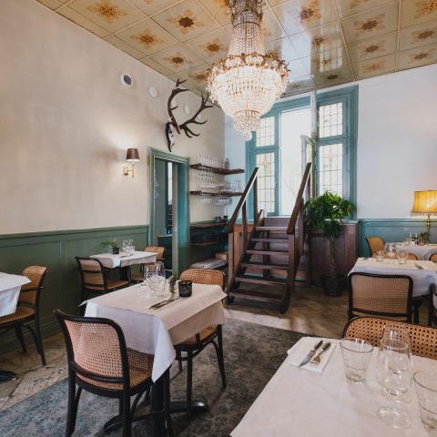 Bästa lunchrestaurangerna på Kungsholmen