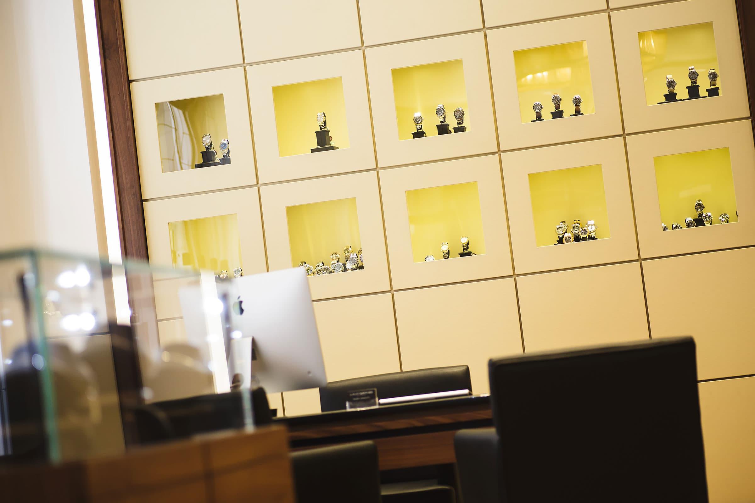 Guiden till tidlösa klockbutiker i Stockholm
