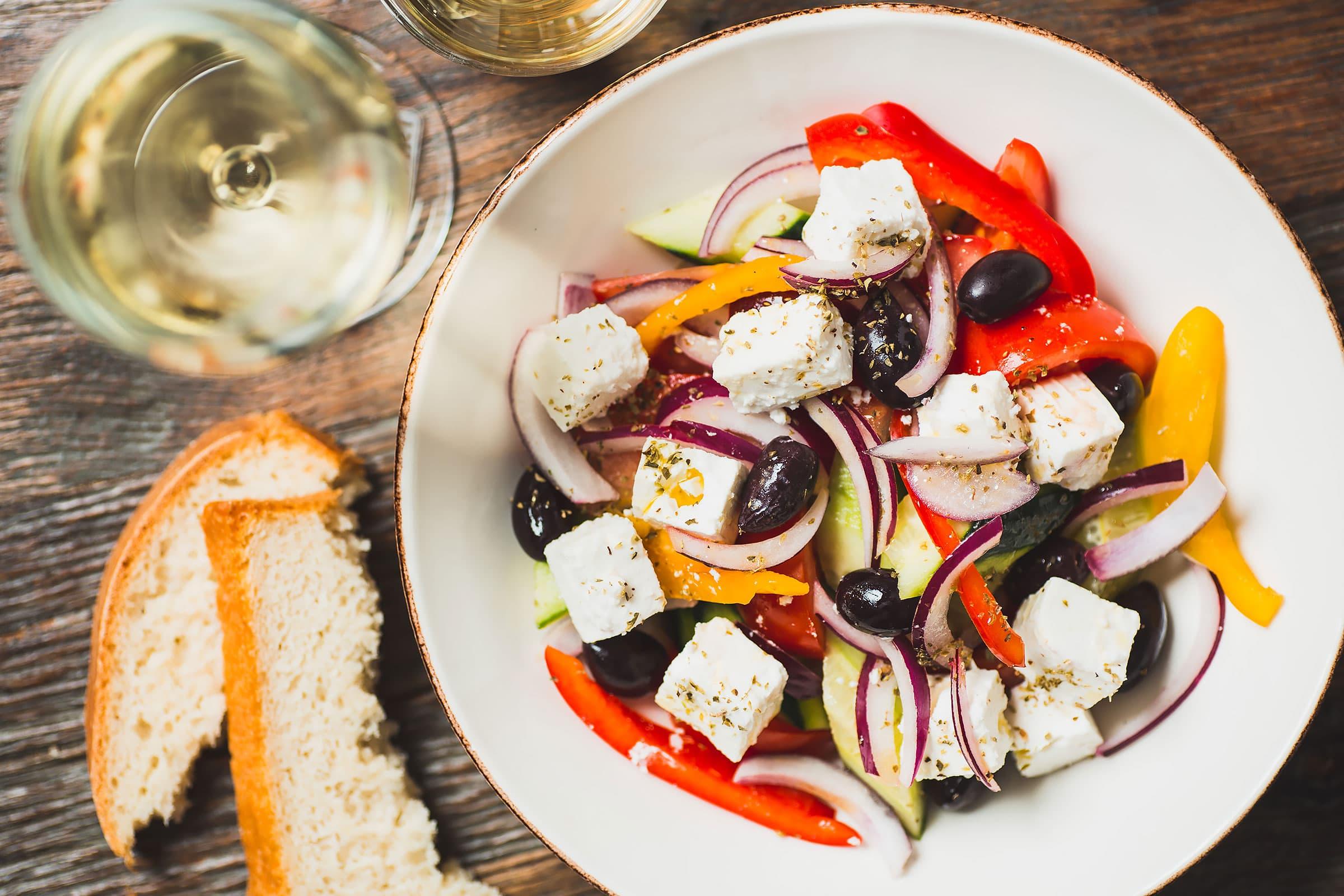 grekisk mat stockholm