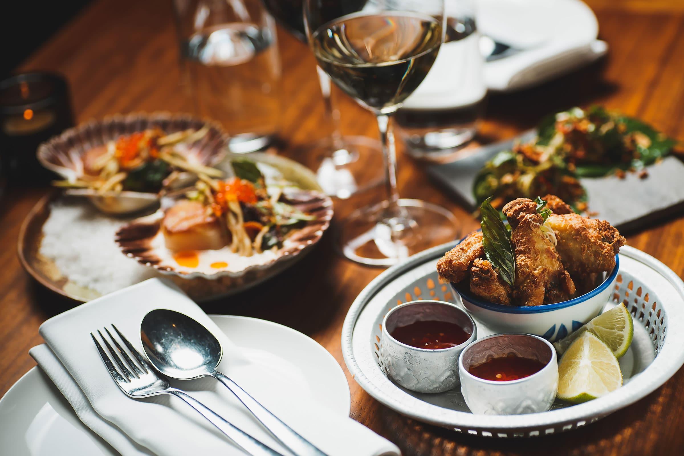The best Thai restaurants in Stockholm