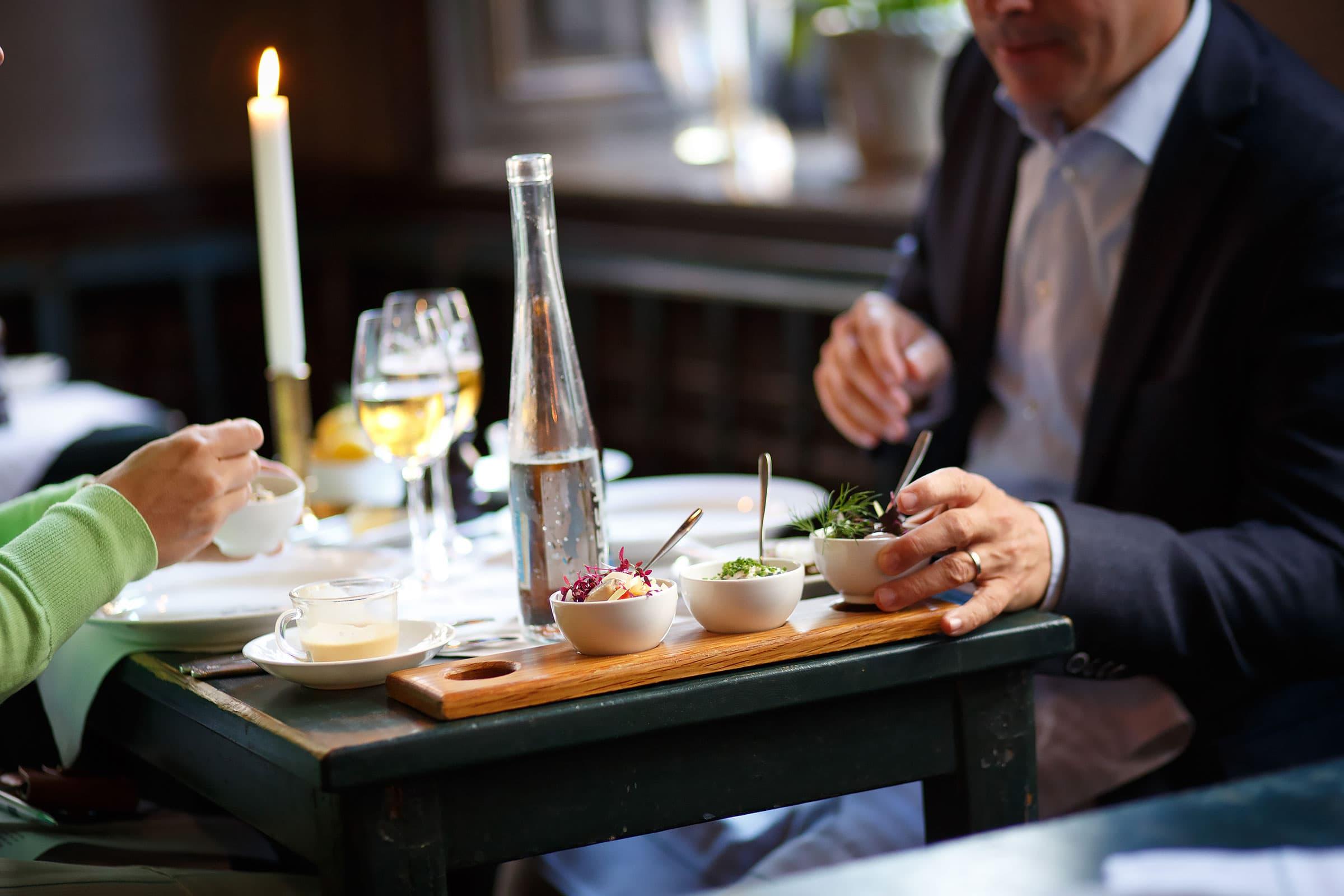 Affärslunch i Stockholm – för alla smaker