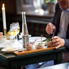 Affärslunch i Stockholm - för alla smaker