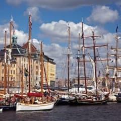 Slaget om Skeppsbron avgörs på Mister French