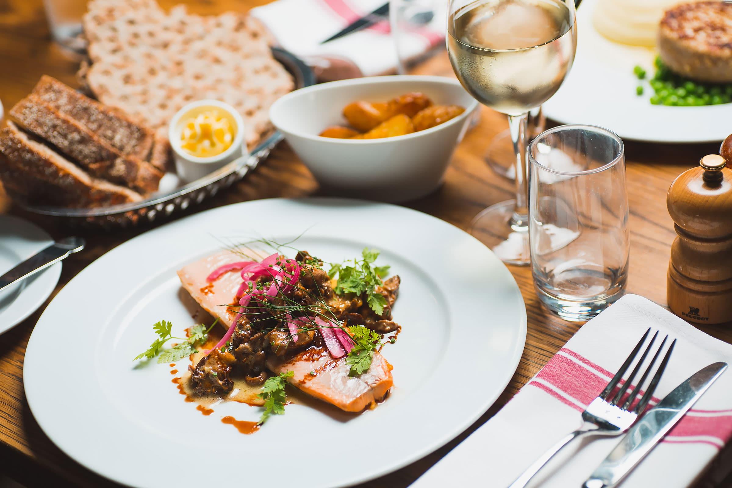Traditional Restaurants in Stockholm