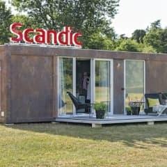Scandic lanserar mobila hotellrum
