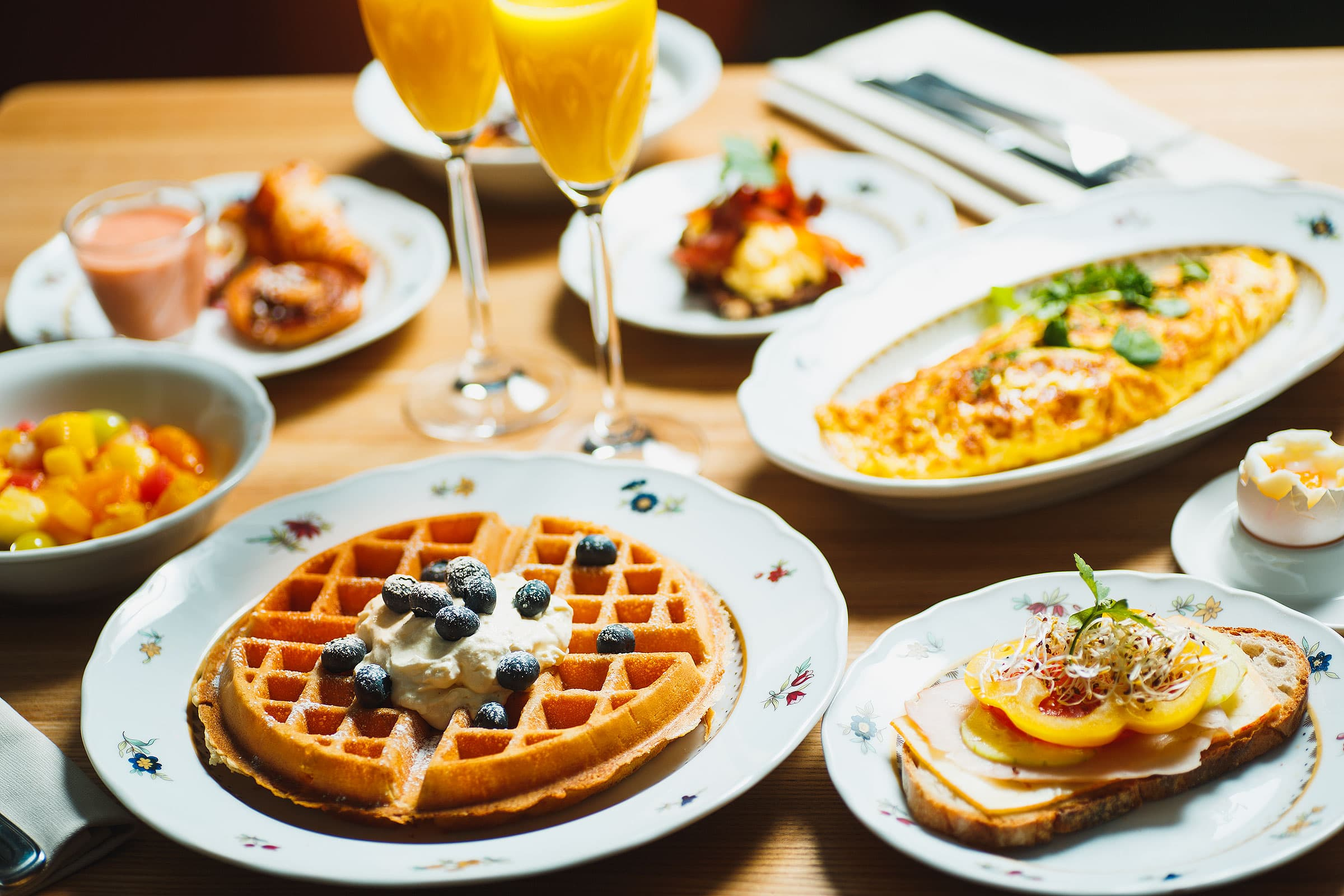 The best à la carte brunch in Stockholm