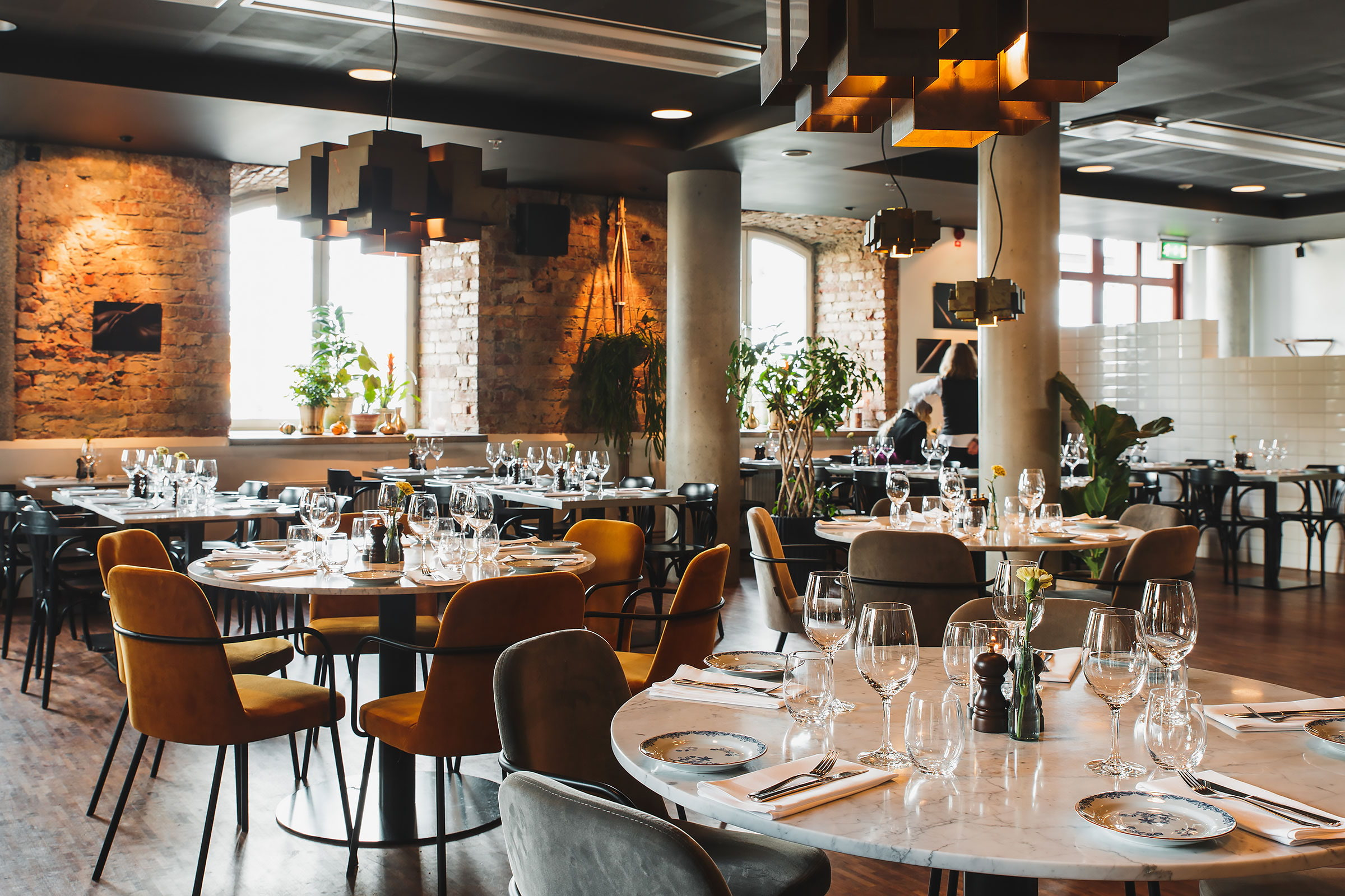 restaurang nära globen stockholm