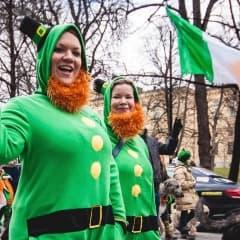 Så firar du St. Patrick's Day i Stockholm