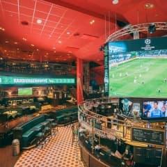 Fotbolls-EM: Här är bästa barerna