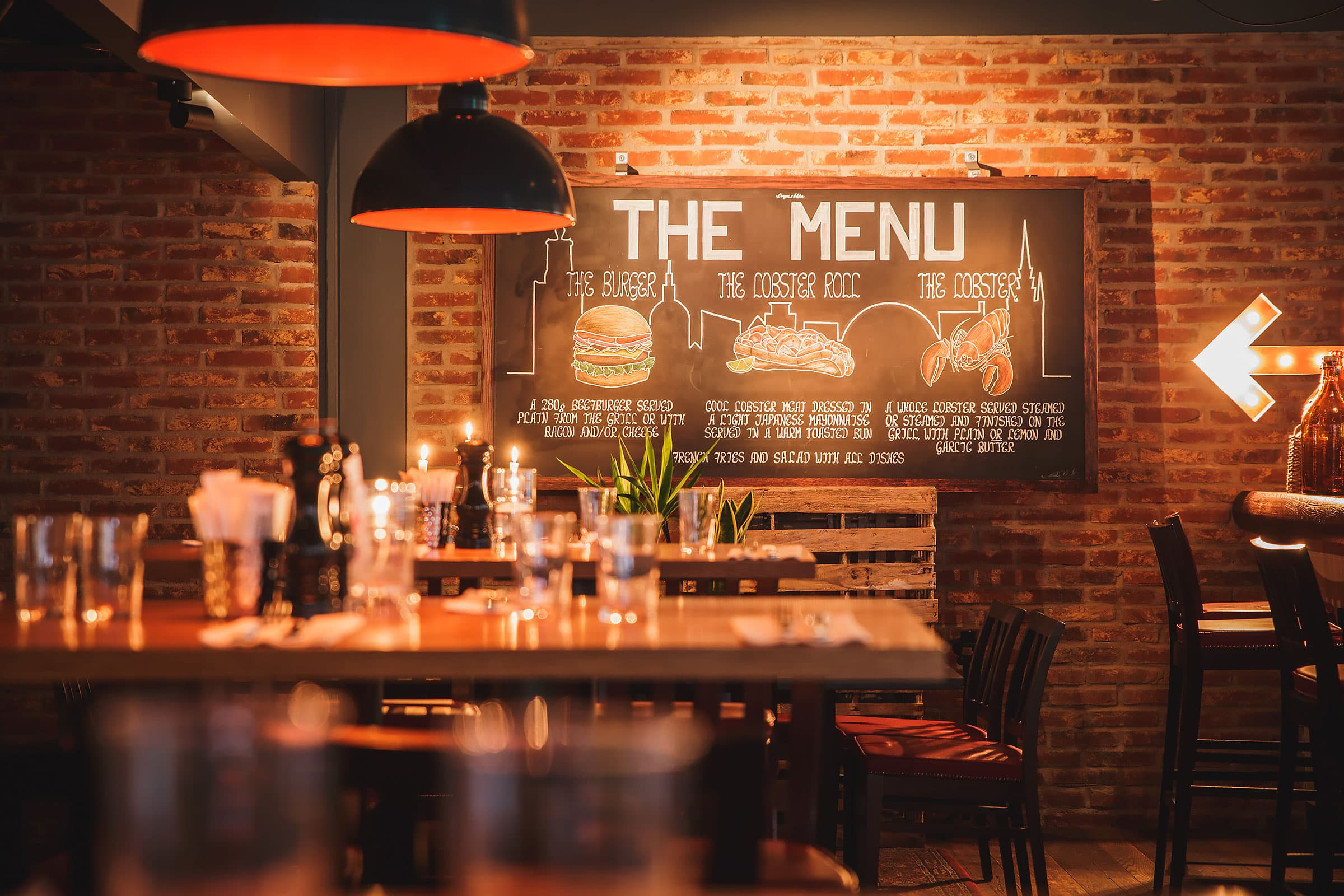 The Best American Restaurants In Stockholm Thatsup