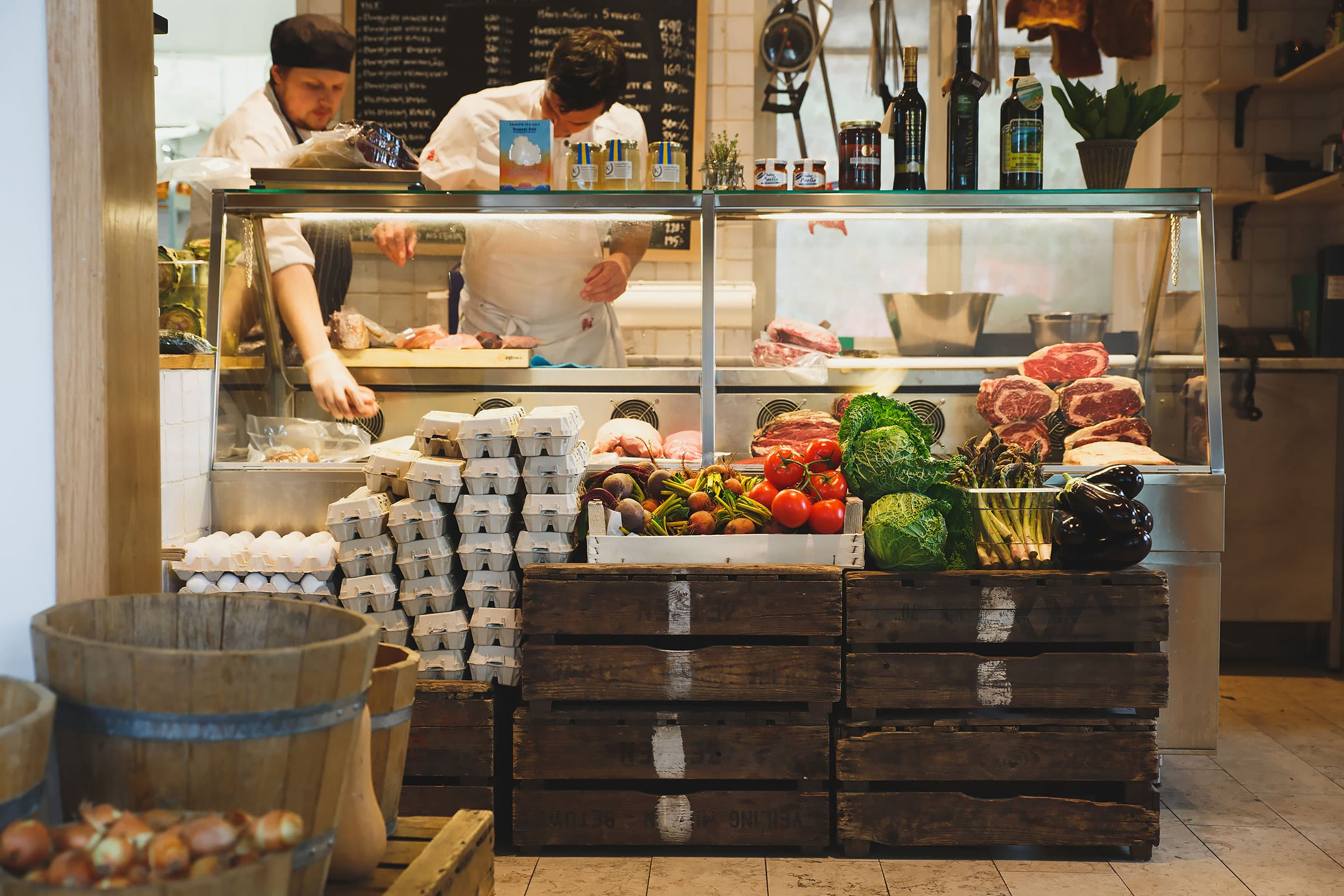 The guide to Stockholm's best specialist food shops