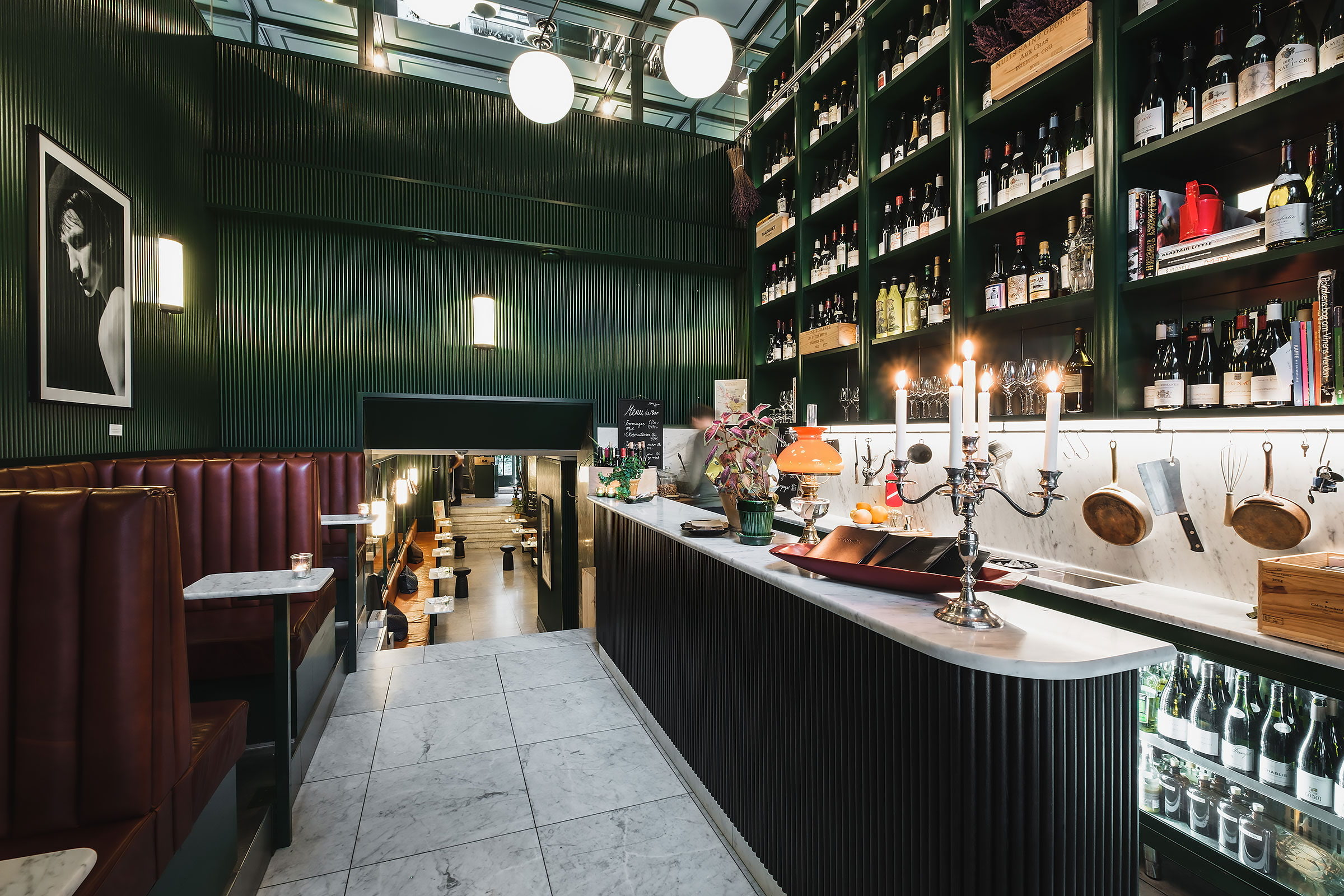The Sparrow Wine Bar & Bistro