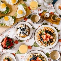 Where to go for good value brunch in Stockholm