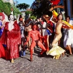 Brasilien i rampljuset på filmfestivalen BrasilCine