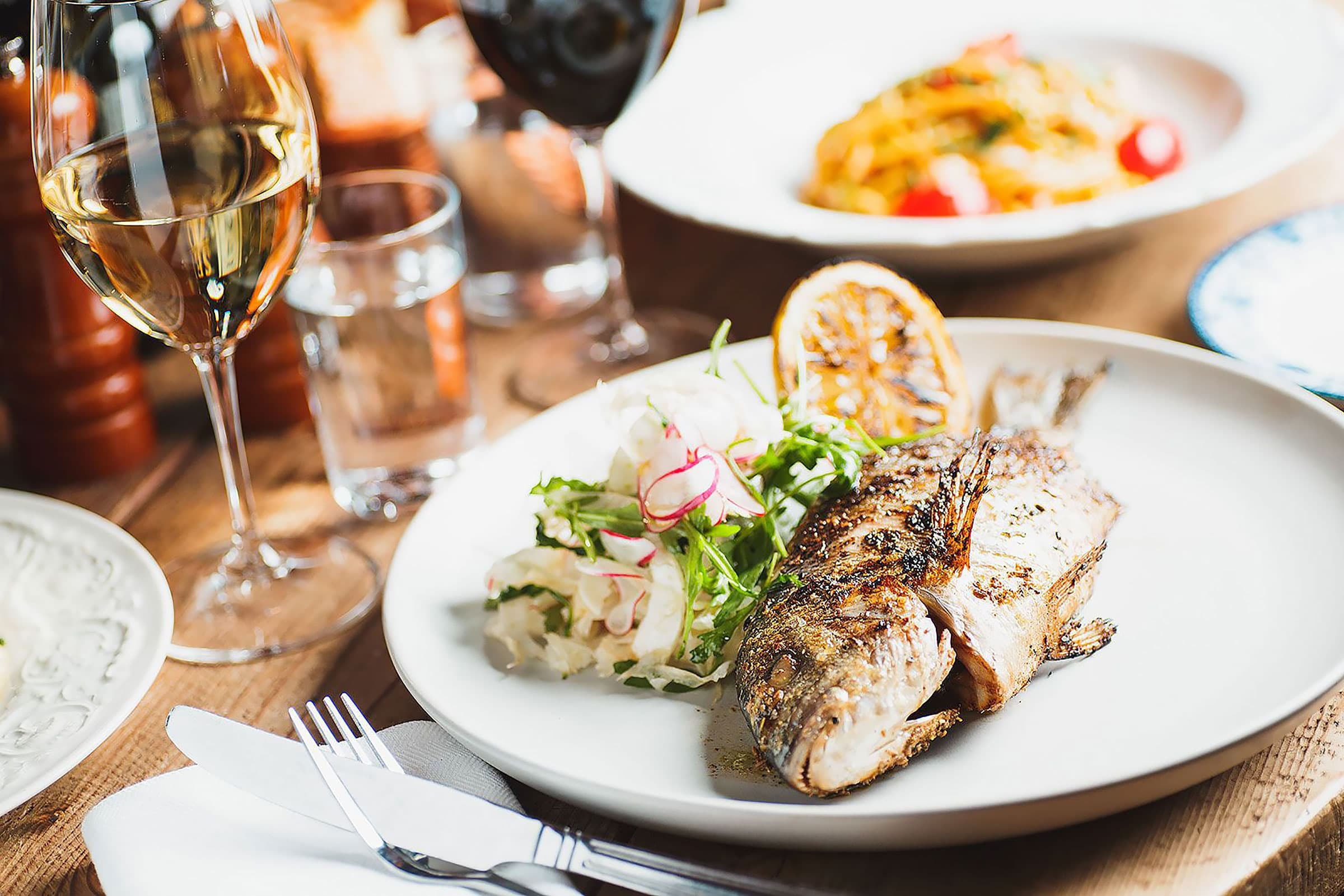 fisk skaldjur restaurang göteborg