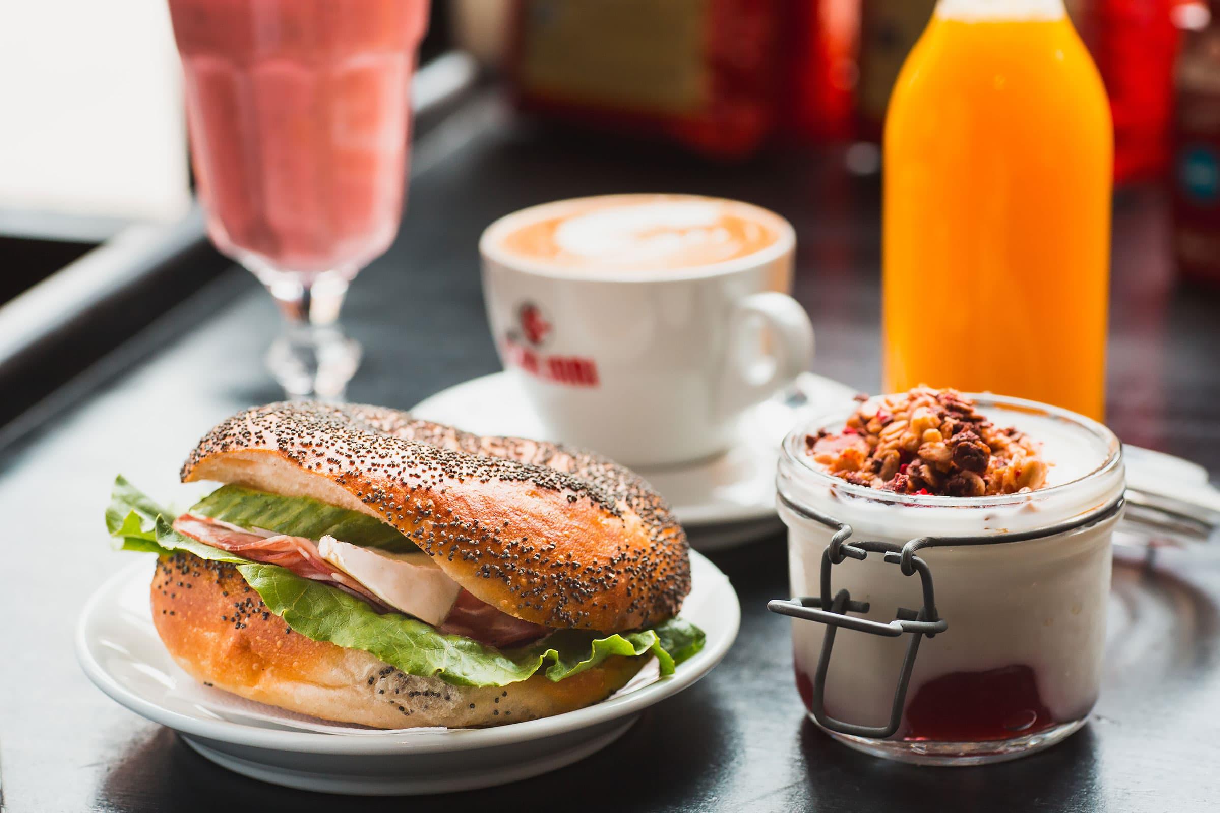 The best breakfast in Vasastan