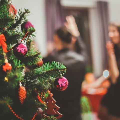 Catering till julfest i Stockholm