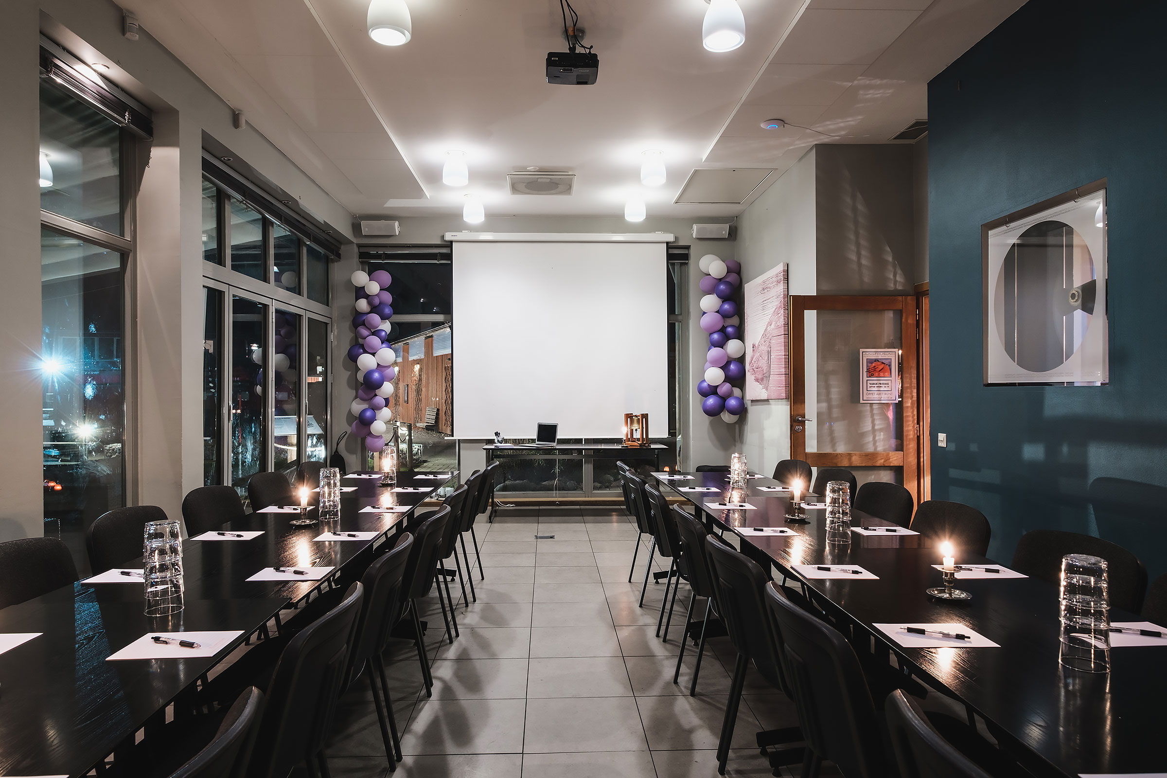 The guide to conference facilities in Stockholm