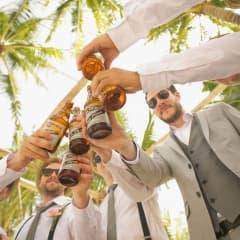Inför bröllopet - så fixar du en stilfull svensexa i Stockholm