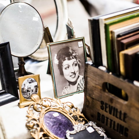 Stockholm's best antique shops