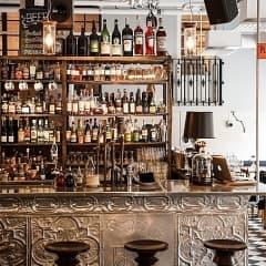 Linje Tio utnämnda till Årets Cocktailbar