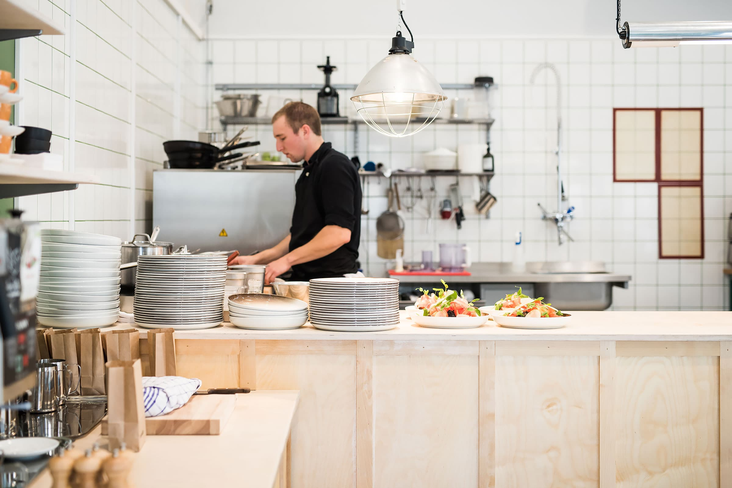 The guide to Gothenburg's best lunch restaurants