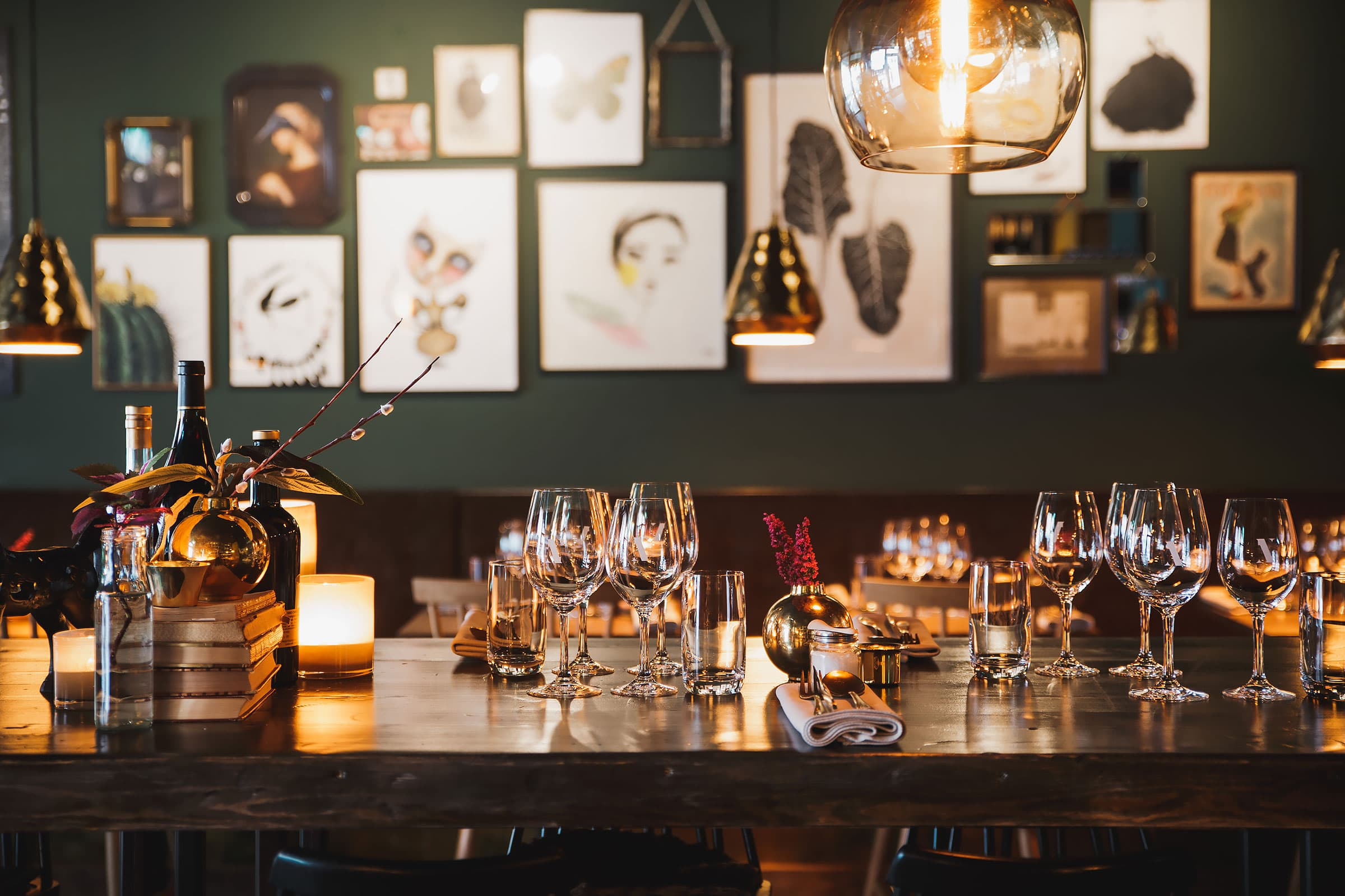 The guide to Gothenburg's cosiest restaurants