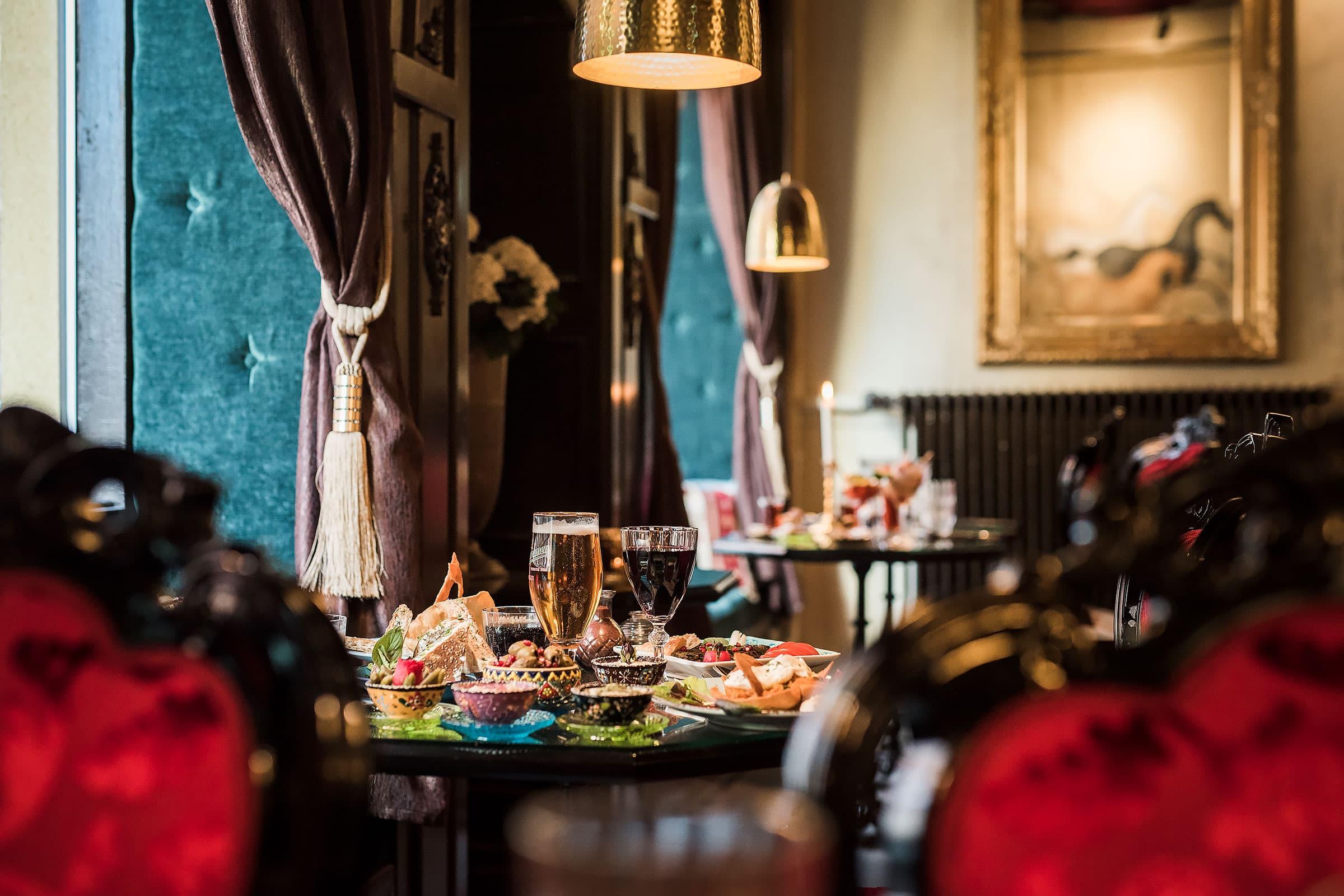 bästa restaurangen för dejta i Sverige
