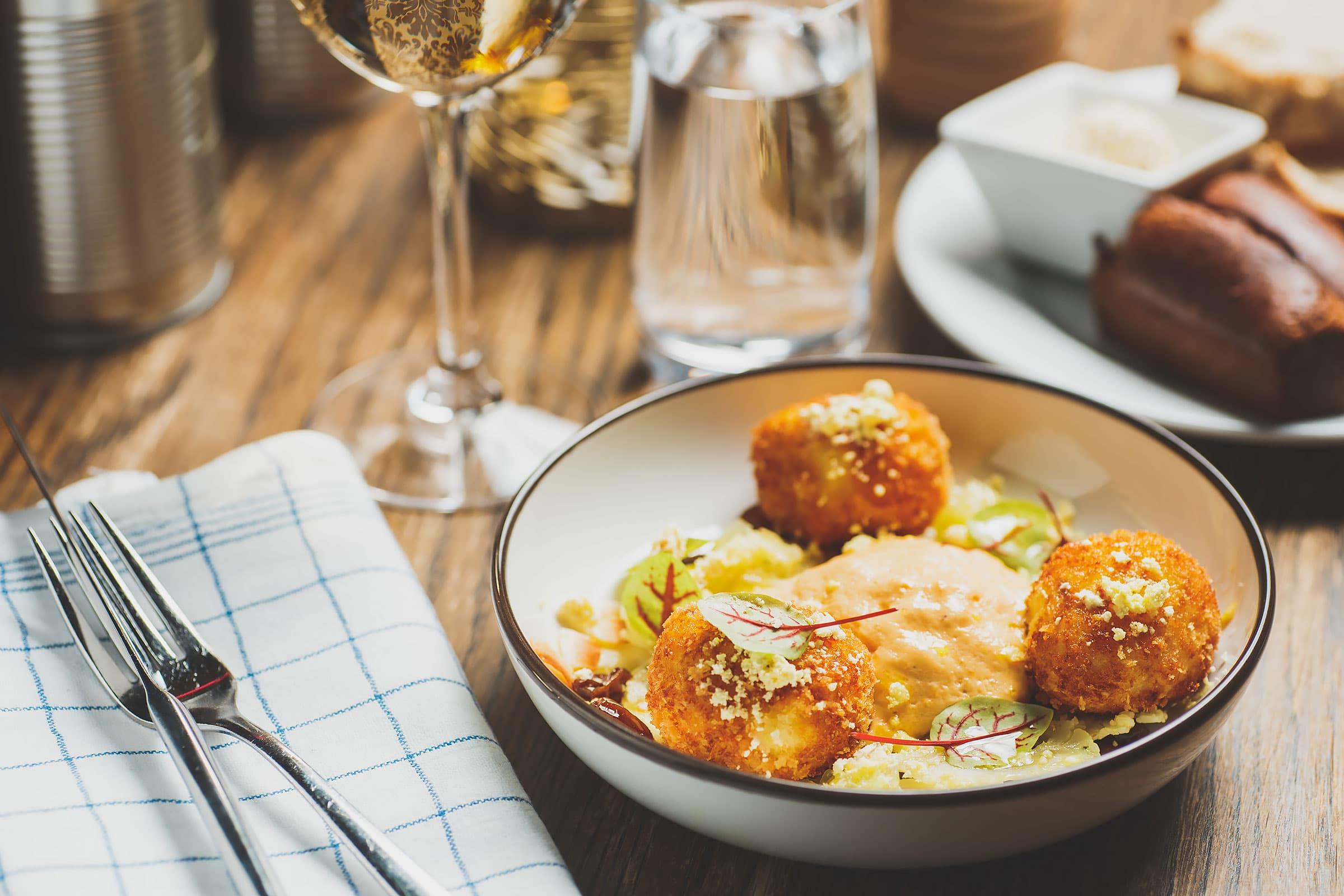 Guiden till Malmös bästa vegetariska restauranger