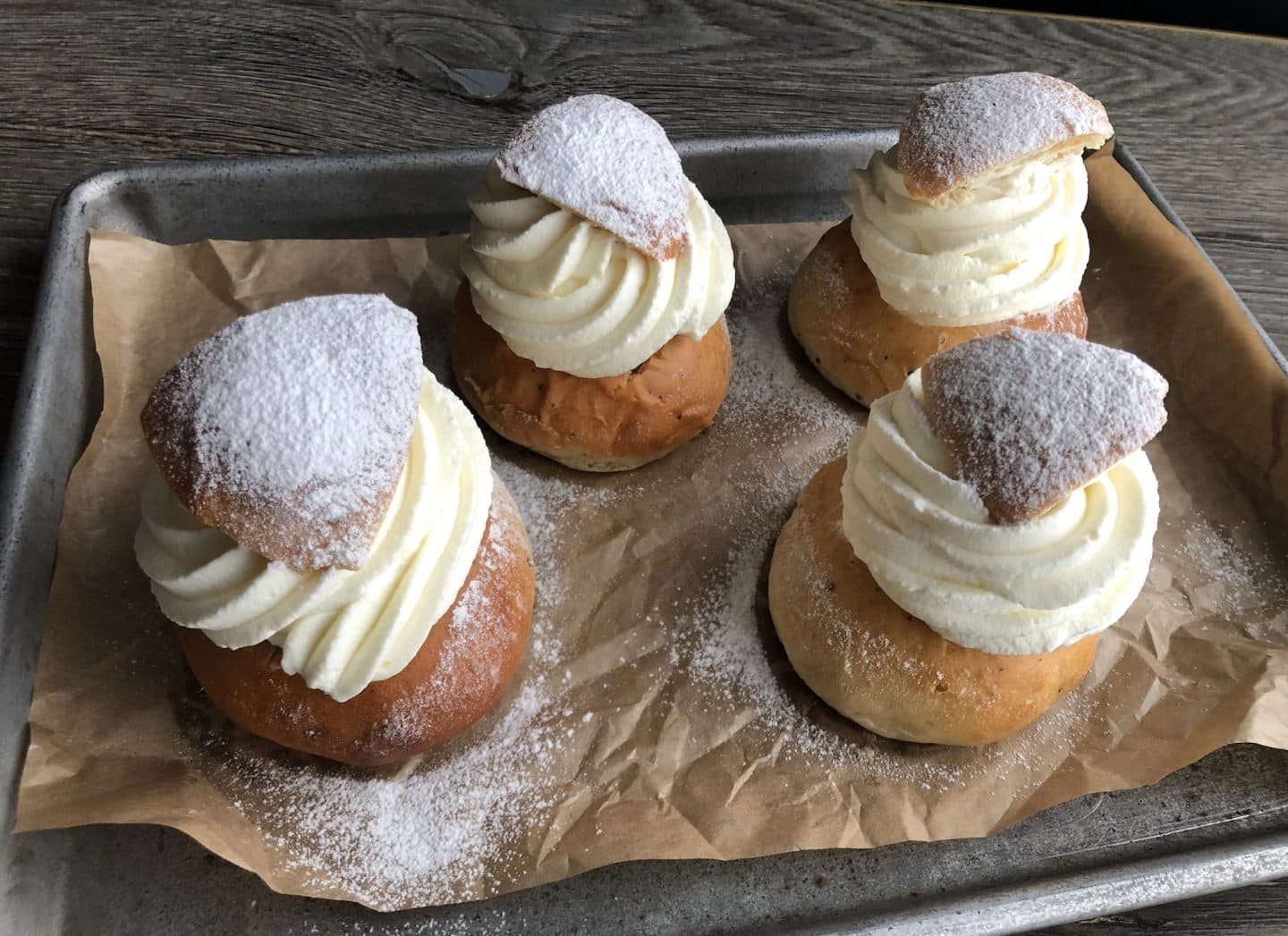 "Where to find the best ""semlor"" Lenten buns in Stockholm"