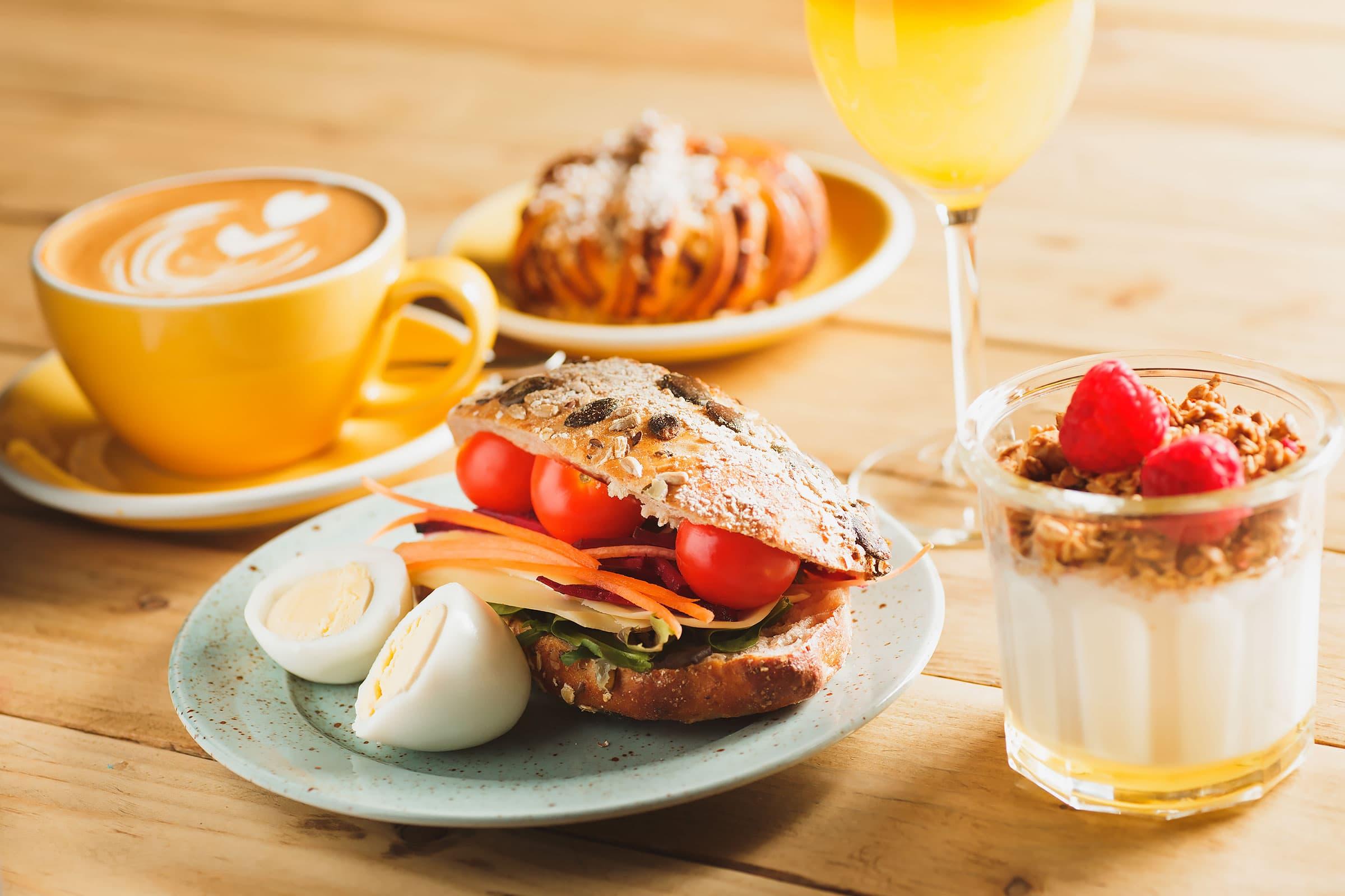 The best breakfast in Södermalm