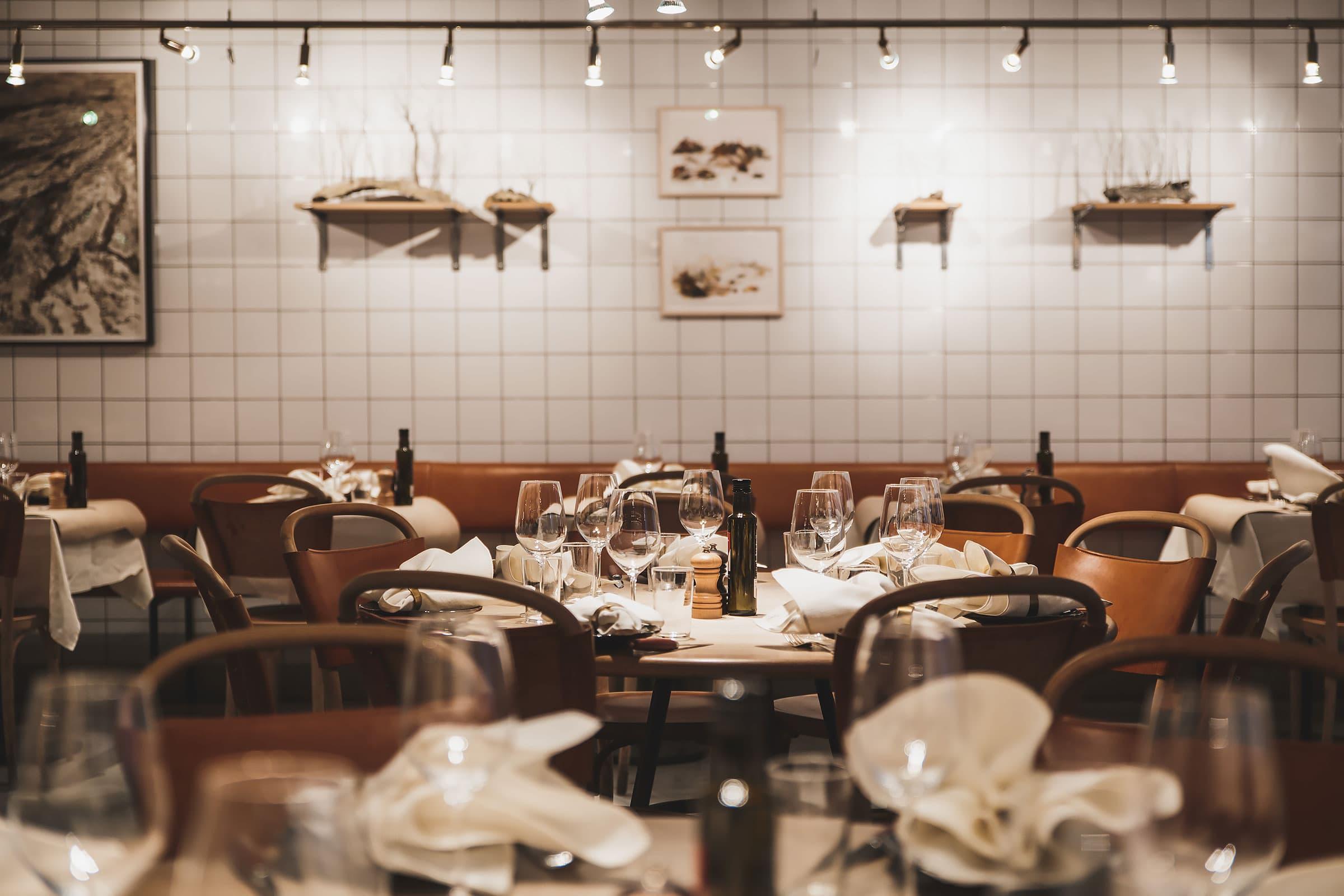 The best restaurants in Kungsholmen