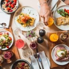 Bästa frukosten i city