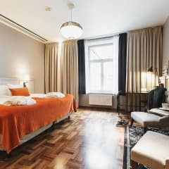 The guide to business hotels in Stockholm