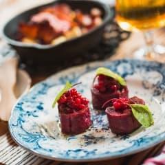 Guiden till svenska restauranger i Stockholm