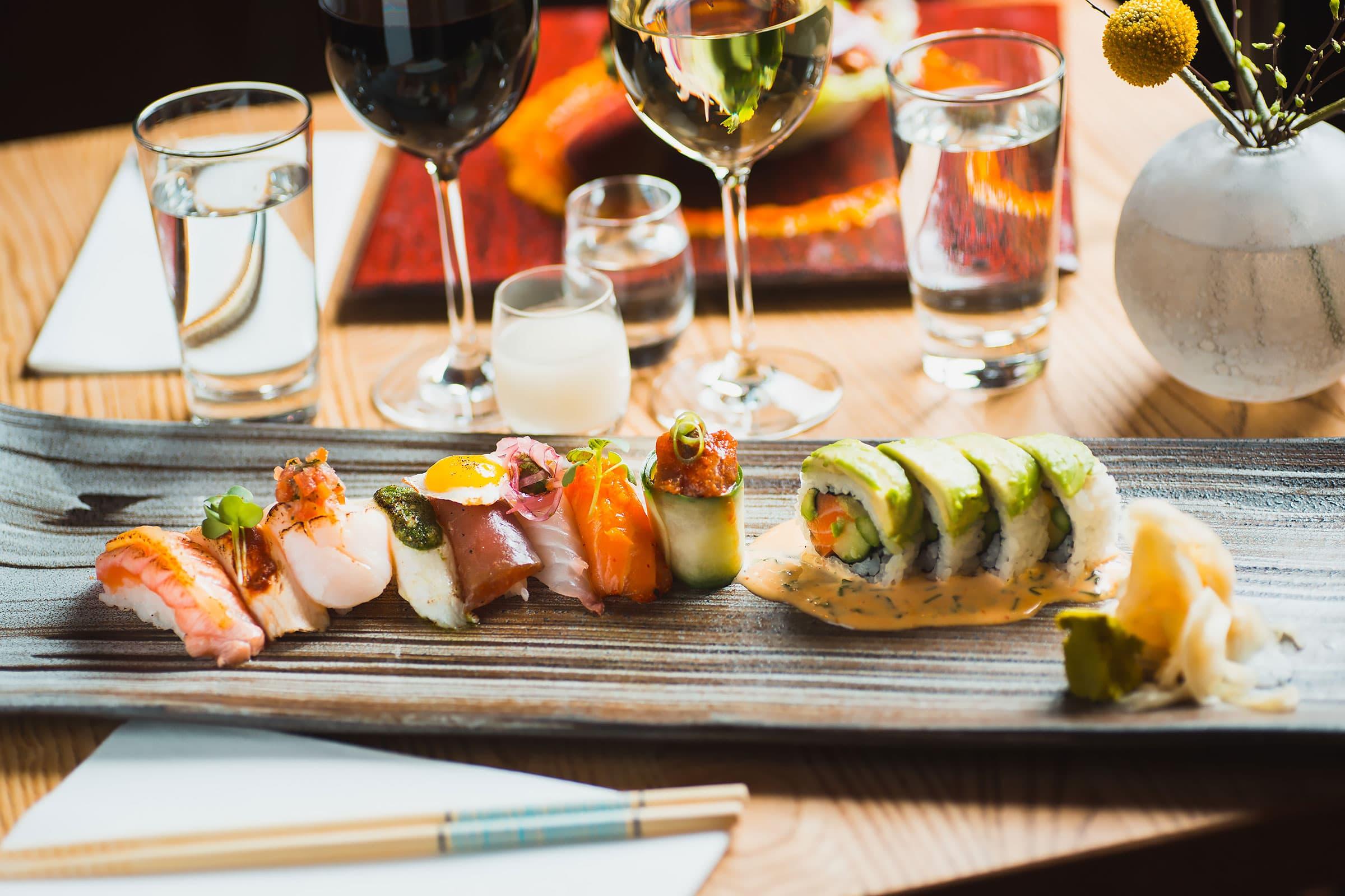 guiden till malm s b sta sushi thatsup. Black Bedroom Furniture Sets. Home Design Ideas