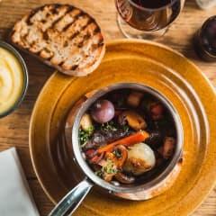 Guiden till franska restauranger i Malmö