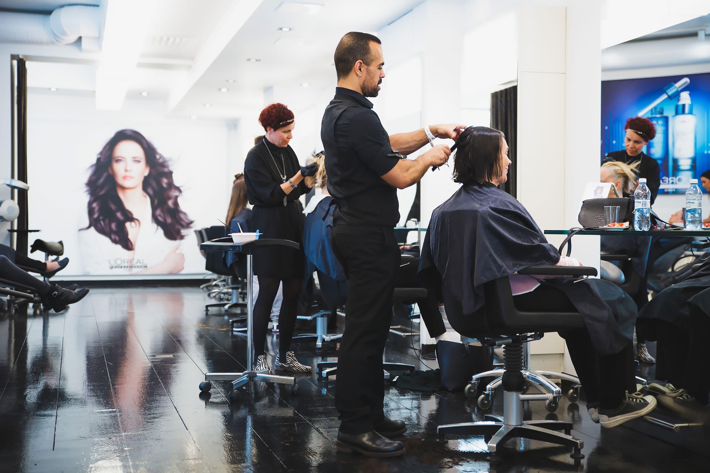 Guiden till Stockholms bästa frisörer
