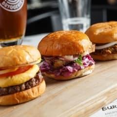 Guiden till Uppsalas bästa hamburgare