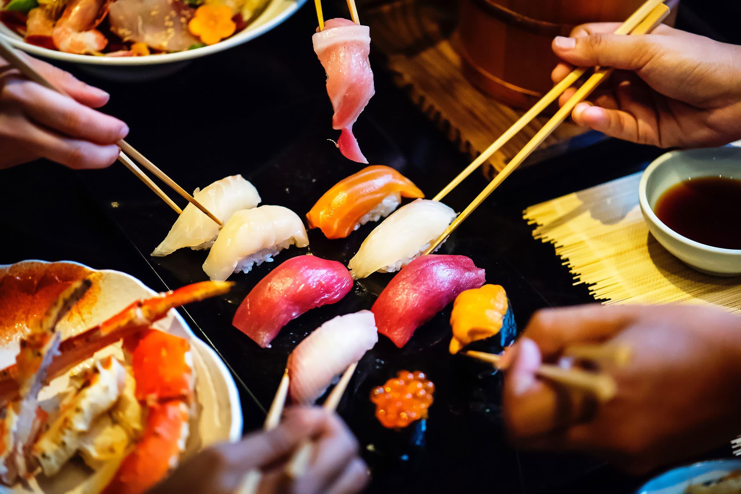 Guiden till Uppsalas bästa sushi