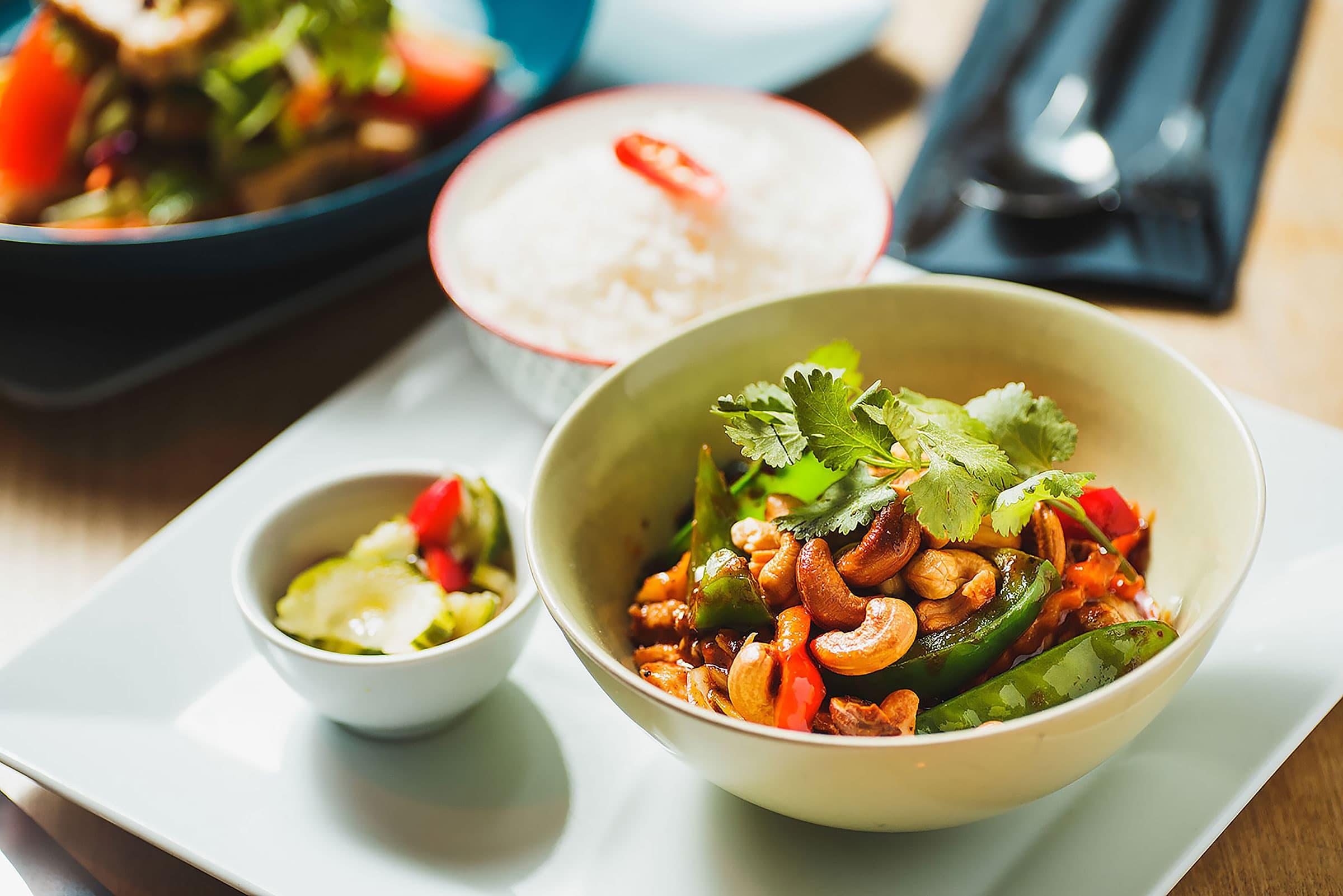 Guiden till Malmös bästa thailändska restauranger