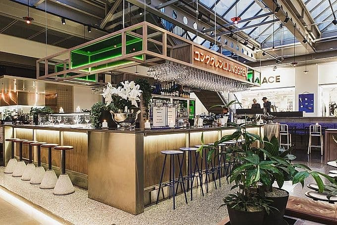 Where to find the best raw food in Stockholm