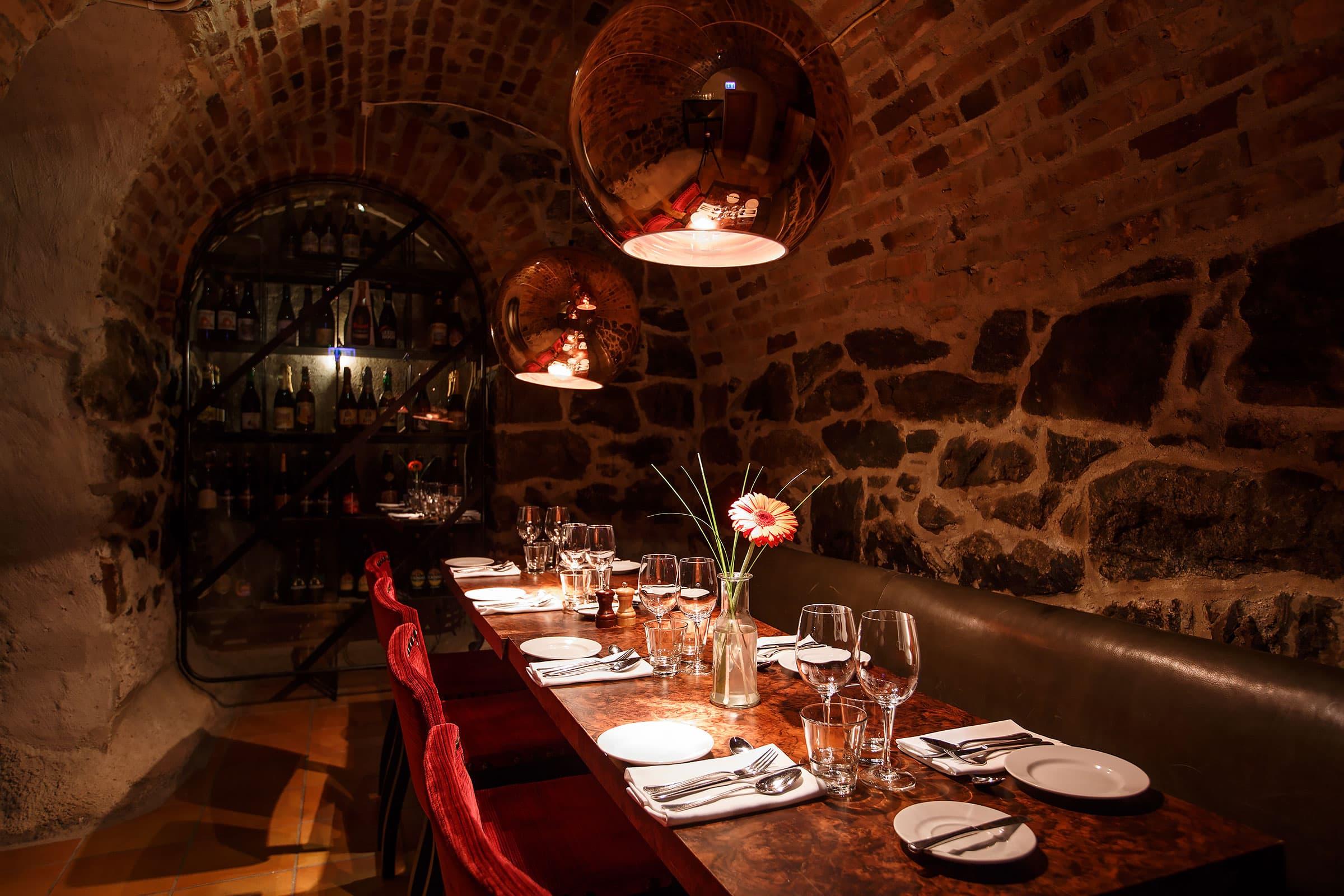 guiden till restauranger med chambre separ e i stockholm