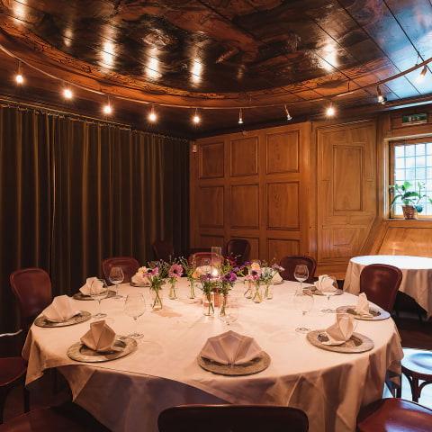 Guiden till restauranger med chambre séparée i Stockholm