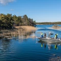 Stockholms bästa fiskeguider