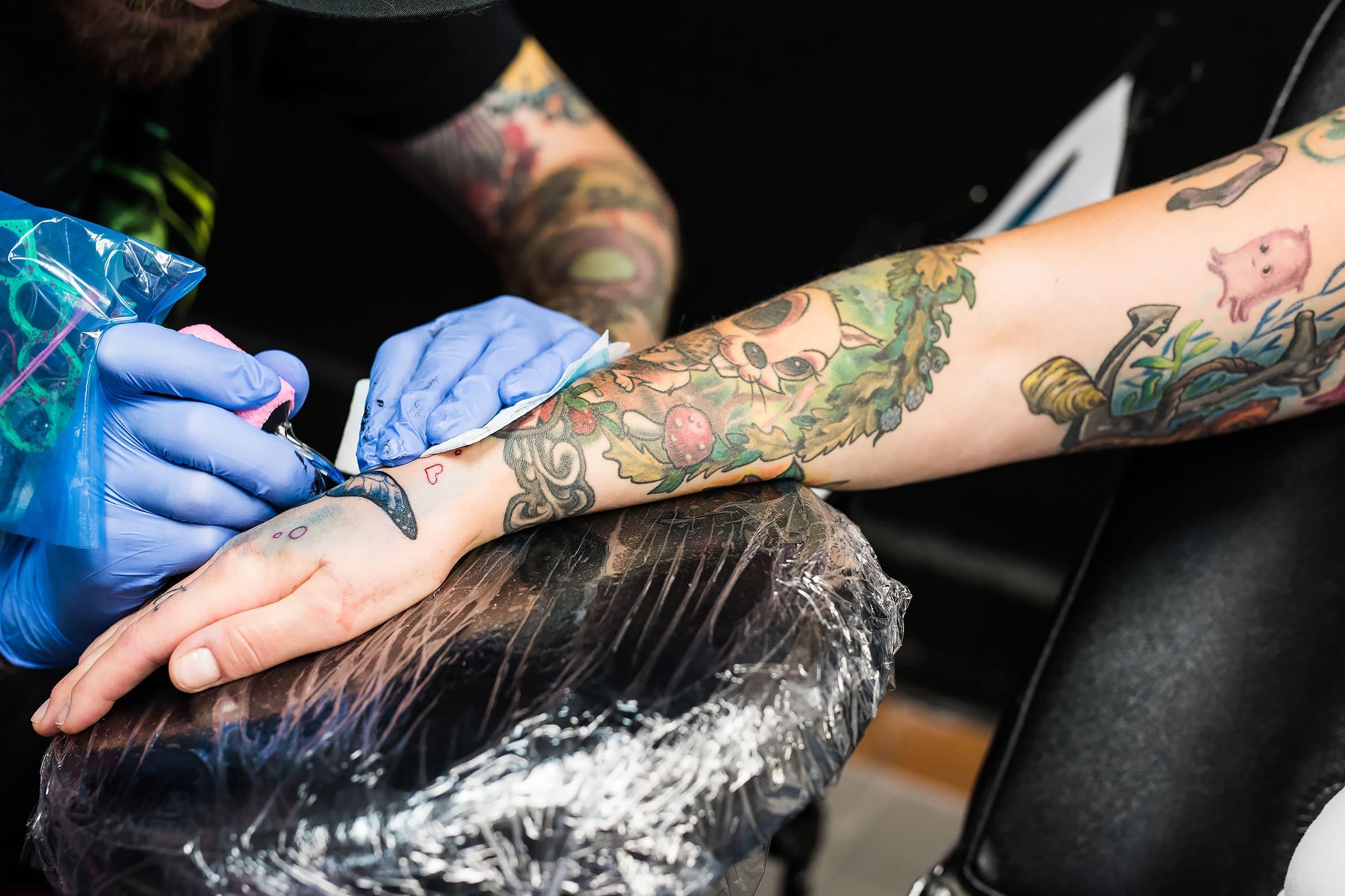 bra tatuerare malmö