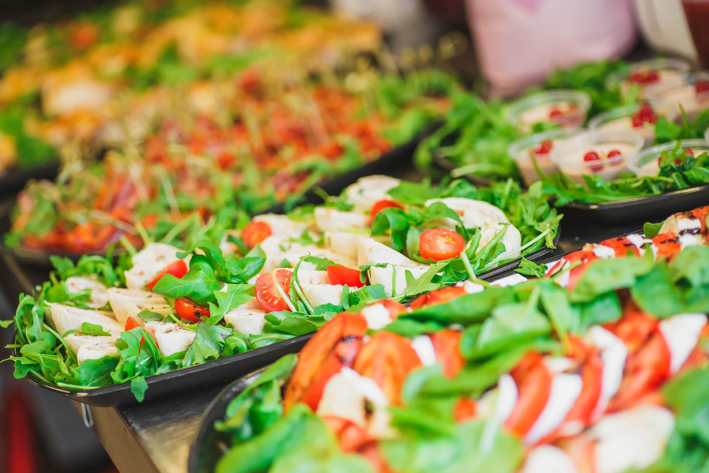 Prisvärd catering i Stockholm