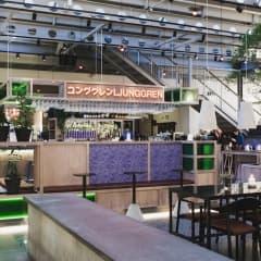 Fine-dining fast raw food på Råbaren