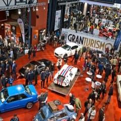 Sportbilsmässan GranTurismo Expo 2015 till Göteborg