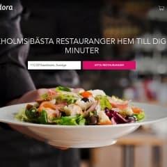 Vi har testat Foodora – nya tjänsten som suddar ut gränsen mellan hemmakväll och krogbesök